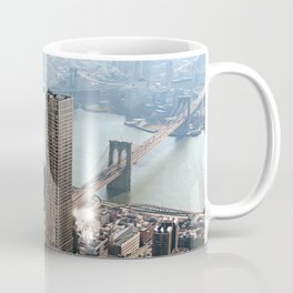 Vintage New City Coffee Mug