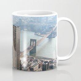 Vintage New City Coffee Mug