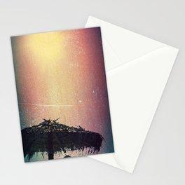 Burnt Beach Stationery Cards