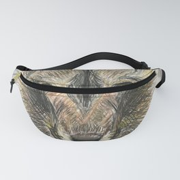 The Felix wolf Fanny Pack
