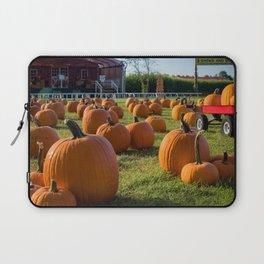 Pumpkins Pumpkins Pumpkins Laptop Sleeve