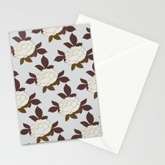 Macro Flower  Stationery Cards