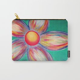 Multi Daisy Carry-All Pouch