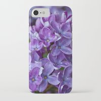 free shipping iPhone & iPod Cases featuring Lilac spring free shipping by Ordiraptus