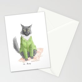 Holiday Mr. Darcy As Mr. Darcy Stationery Cards