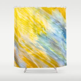 Rush - Indomitable Light 3 Shower Curtain