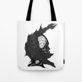 Helm of Your Own Making Tote Bag