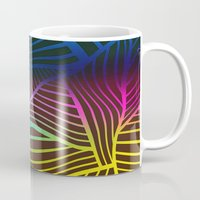 coral Mugs featuring Coral by Maxxydesign