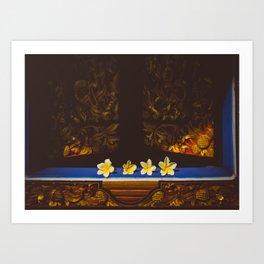Balinese Dreams Art Print
