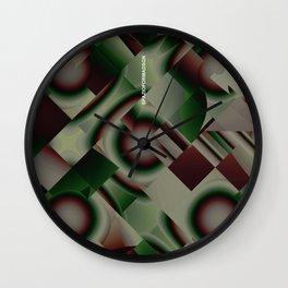 PureColor 2 Wall Clock