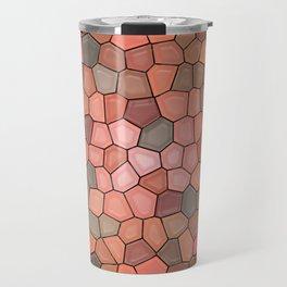 Terracotta Mosaic Travel Mug