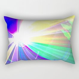 Coloured laser Rectangular Pillow