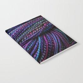 Handspun - Clematis Notebook