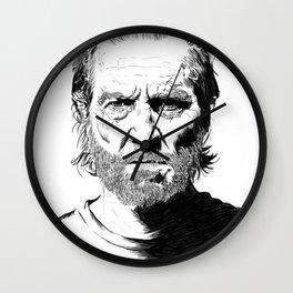 Jeff Wall Clock