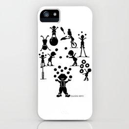 Jugglefest! iPhone Case