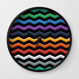 Geometric Patterns #03 Wall Clock