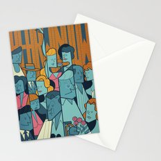 Rear Window Stationery Cards