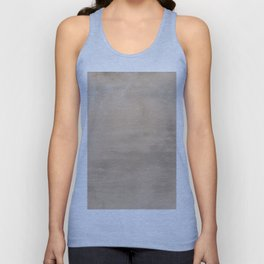 Burst of Color Pantone Hazelnut Abstract Watercolor Blend Unisex Tank Top