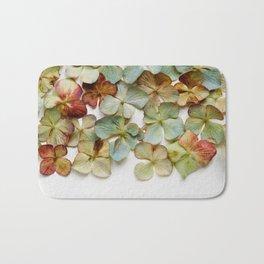 Hydrangea Petals no. 2 Bath Mat