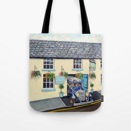 The Borderers - Brecon & Zapp Family Tote Bag