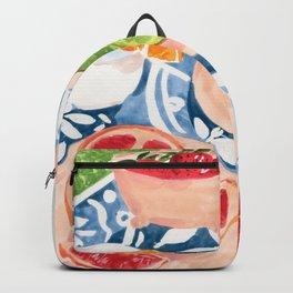 Summer Picnic Backpack