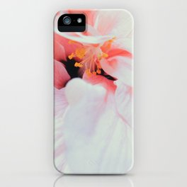 Hibiscus II iPhone Case