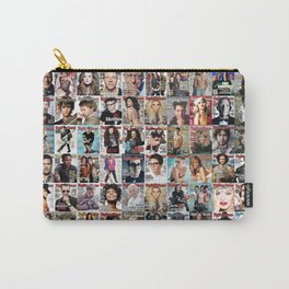 Rolling Stone Magazine Covers Carry-All Pouch
