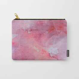 watercolor_red Carry-All Pouch