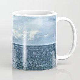 Clouds over Lake Milacs Coffee Mug