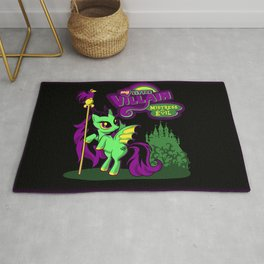 Mistress of all Ponies Rug