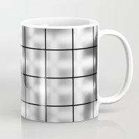 numbers Mugs featuring Numbers by Sofia_Katsikadi