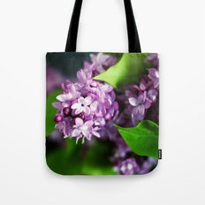 fresh lilacs Tote Bag