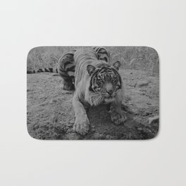 Faded Tiger Bath Mat