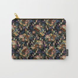 Tropical Wild Cats Carry-All Pouch
