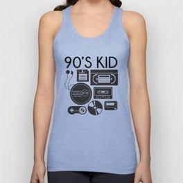 90s Kid Unisex Tank Top
