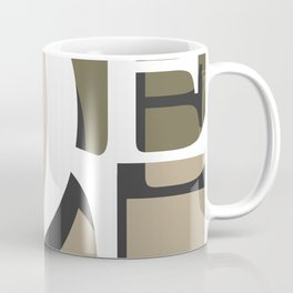 Love Typo #society6 #decor #buyart Coffee Mug