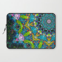 Twisted Carnival 14 (2016) Laptop Sleeve
