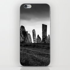 Callanish Stones iPhone & iPod Skin