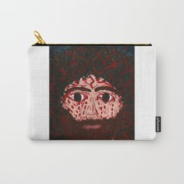 Crucified Jesus Carry-All Pouch