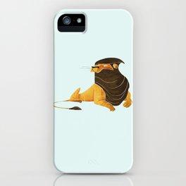 Lion 1 iPhone Case