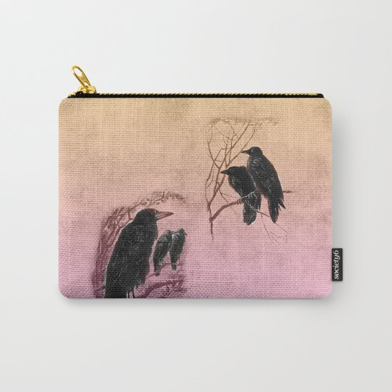 Watching Carry-All Pouch