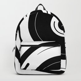 Space Boombox Backpack
