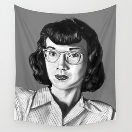 Vintage Photo Booth Babe #1 Wall Tapestry