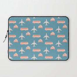 Travel pattern Laptop Sleeve