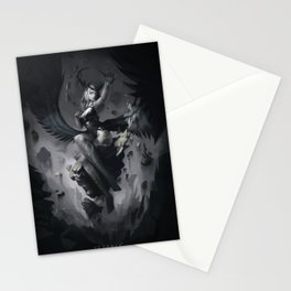 Elemental Goddess of Earth Stationery Cards