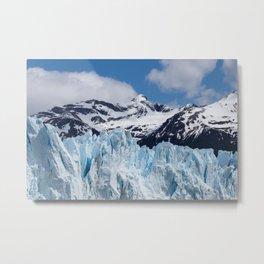 Perito Moreno Argentina  Metal Print