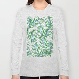 Fern Leaves Long Sleeve T-shirt