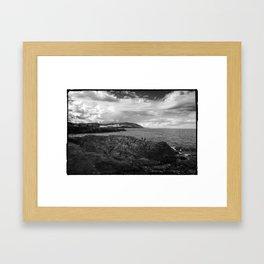 Greystones_036 Framed Art Print