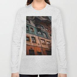 Hundertwasser museum Long Sleeve T-shirt