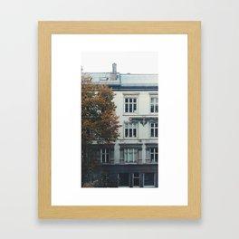Grünerløkka Framed Art Print